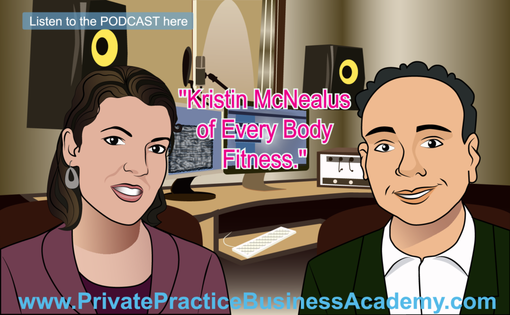 Private Medicine Broken Kristin McNealus Every Body Fitness